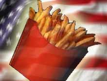 "Our goverment at work: ""Freedom Fries"""