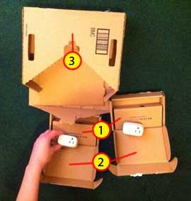 Belkin Conserve Power Switch Amazon packaging